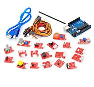 UNO R3 Based Learning Module + Sensor Kit for Arduino
