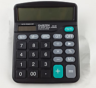 1PC  Calculator Solar Office Special Calculator Financial Accounting Office(Style random)