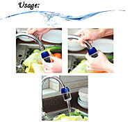 neue Küchenarmatur Wasserfilter Aktivkohle Wasserfilter Wasserhahn gesundes Leben