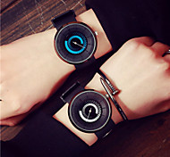 Women's Watches Fashion Rotating Watches Led Lights Watch Silica Gel Watch Quartz Watch Gift Idea Cool Watches Unique Watches Strap Watch