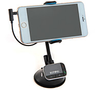 Fm Transmitter Radio Adapter Car Mount Holder Charger For Iphone Mobile Phone