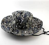 Cappello da sole Cappello Impermeabile / Isolato / Traspirabilità alta (> 15001 g) / Materiali leggeri / Morbido UnisexNero / Mimetito /