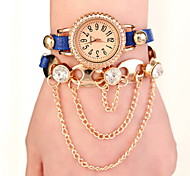 Women's  Fashion Temperament With Drill Lady Bracelet Watch Quartz Watch Fashion Watch Cool Watches Unique Watches