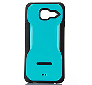 Back Shockproof / with Stand Solid Color PC Soft Case Cover For Samsung A7(2016) / A5(2016) / A3(2016) / A9 / A8 / A7 / A5 / A3