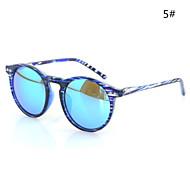 Sunglasses Women's Modern / Fashion Browline Black / Pink / Red / Blue / Leopard / Transparent Sunglasses Full-Rim