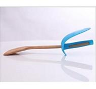 spatule de cuisine fixe splash d'huile, couleur assortie