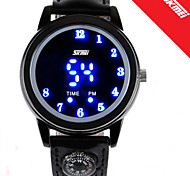Unisex  Digital  Fashion LED Watch Waterproof Watch Korean Creative Gifts Cool Watches Unique Watches