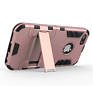 Armor Hard Case with Stand For iphoneSE (Assorted Colors)