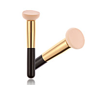 2in1 Dry&Wet Water Drop Non Latex Sponge Powder Puff for Concealer Foundation Blusher Water Swellable