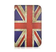 americano estátua bandeira britânica de couro rotativa liberdade Stand Case para Samsung Galaxy Note 8.0 n5100