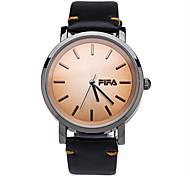 Feifan montre unisexe montres hommes montres 2016 montres de gradient montre des femmes montre à quartz Montre femme Montre homme