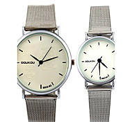 Women's watches fashion men's Belt watches Quartz watch Couple Watches Wristwatch Cool Watches Unique Watches