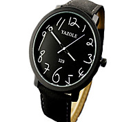 Women'S Watches,Large dial Matte leather watch,Analog Quartz Watch,Students Watch,Men'S Wristwatch, Gift Idea