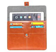 cassa del manicotto di sacchetto del sacchetto cuoio dell'unità di elaborazione per la scheda tablet pc e 9,6 / s 10,5 / 4 10,1 / pro 10.1