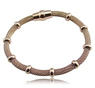 Net Wire Stainless Steel Chain Bracelets