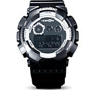 Unisex Watch  /Calendar/ Alarm  /Noctilucent/ Digital Watch