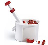1 pièces Cutter & Slicer For Pour Fruit Acier Inoxydable Haute qualité / Creative Kitchen Gadget / Nouveautés