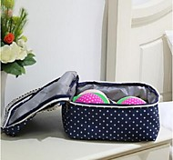 Clothing Storage Box Oxford Cloth,Mini Super Small, Underwear Socks Organizer Bags