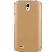PU Leather Back Cover for Huawei G610