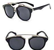 Fashion Women Trendy UV400 Full-Rim Sunglasses