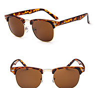 Fashion Women Trendy Browline UV400 Sunglasses
