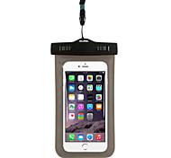6.0 polegadas pvc geral saco subaquático bolsa impermeável para Huawei P9 / P9 Lite / P8 / P8 Lite / companheiro 7 / 6p nexo (cores