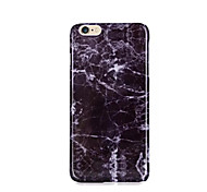 High Quality White Marble Cracked Stone Case For Iphone 6/6s/6plus/6splus  Ultra Thin Granite Shell Grain Cover Coque
