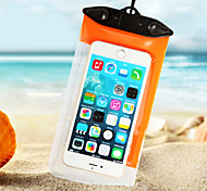 Dry Bags / Dry Boxes Unisex For Cellphone / Waterproof Diving / Snorkeling Black PVC