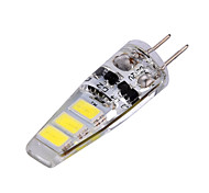 3W G4 2-pins LED-lampen T 6 SMD 5730 200-300 lm Warm wit / Koel wit Decoratief DC 12 V 1 stuks