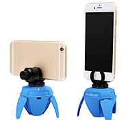 360 Panorama Head Bluetooth Remote Shooting Selfie Robot for Smart Phone Gopro Camera Selfie Stick Tripod