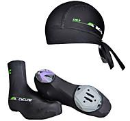 Protectores de Zapatos/Sobrecalzado Bandanas Sombreros BicicletaTranspirable Secado rápido Resistente a los UV A prueba de polvo