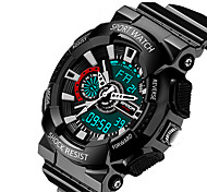 men watches Multi-function sports watch Waterproof LED electronic watches Wristwatch montre homme Wrist Watch Cool Watch Unique Watch