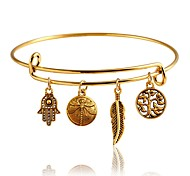 New Arrival Anchor Hand Life Tree Strand Bracelets Daily / Casual 1pc Hot Sale