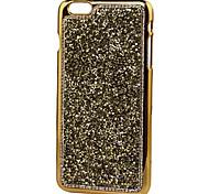 Gravel Phone Shell Flash Diamond Metal for iPhone 6/6S/6 Plus/6S Plus