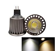 5W G53 Faretti LED R63 1 COB 380 lm Bianco caldo / Luce fredda Decorativo AC 12 V 2 pezzi