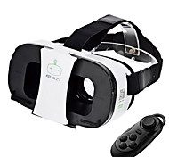 FiiT VR 2s Virtual Reality Glasses + Bluetooth Controller - White