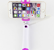 Selfie Stick Wired Extendable with Selfie Stick for