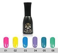 5PCS UV Gel Nail Polish Long-Lasting Nail Gel Soak-off LED Lamp Gel Polish 15ML