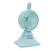 Paris Iron Tower Mini Fan