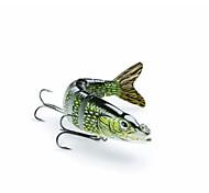 """1 pcs Isco Duro N/A 16 g/5/8 Onça,110 mm/4-1/3"""" polegada,Plástico DuroIsco de Arremesso / Outro / Pesca de Isco / Pesca Geral / Pesca de"""