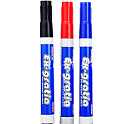 Plastic Business Permanent Markers
