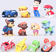 Kids Toys Puppy Dogs Action Figures Patrulla Canina Toys Puppy Patrol For Children Boy Gift Brinquedos Canina