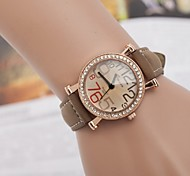 Women's Diamond Casual Quartz Watch Cool Watches Unique Watches