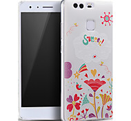 TPU Back Cover for Huawei Ascend P9