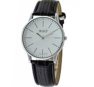 WYQ®Women Fashion Quartz Alloy Faux Leather Strap Wrist Watch Assorted Colors