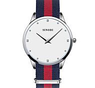 SINOBI® Ladies Classic Slim Casual Watches Fashion Women Clock Female Quartz Wristwatch 2016 Best Clock Gift Relojes Cool Watches Unique Watches