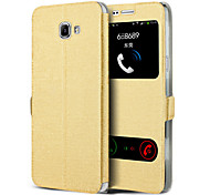 Fashion PU Leather Material Full Body Cases for Galaxy A9