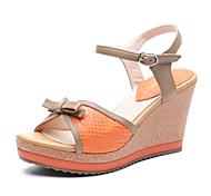 Aokang® Women's Leather Sandals - 132823260