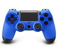 draadloze bluetooth gamepad game controller voor PS4 (blauwe kleur, factory-oem)