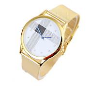 orologi quadrante semplice diamante di svago alla moda delle donne